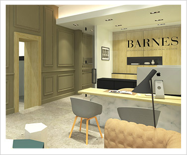 Groupe barnes evian - BARNES Agency, luxury real estate in Lyon