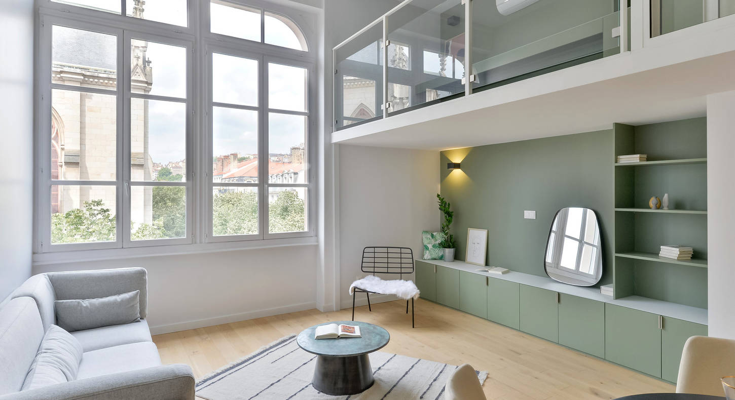 L'AGENCE IMMOBILIERE A LYON 6