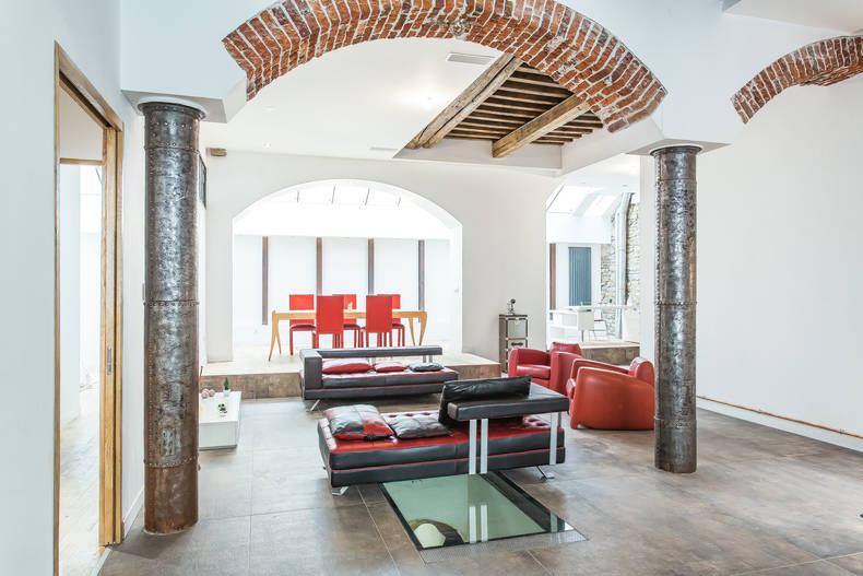 Loft for sale Lyon 6