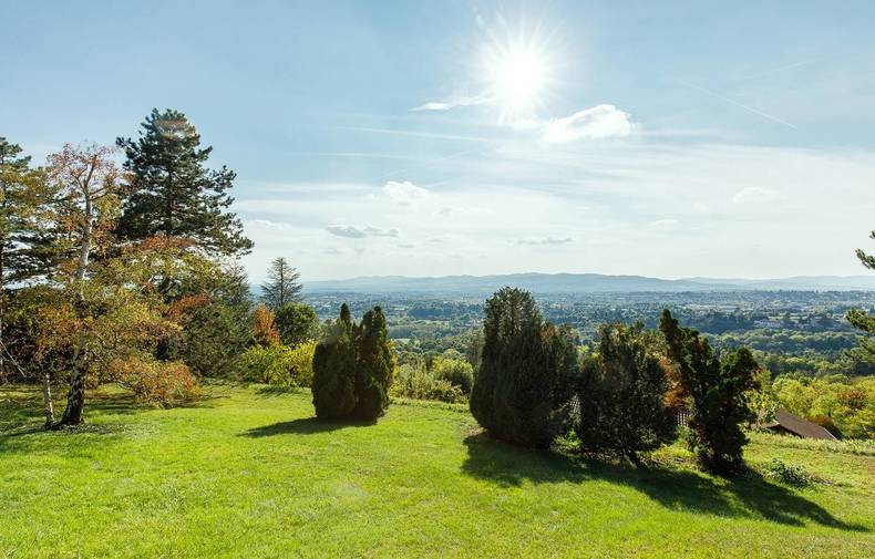 A property in the Monts d'Or